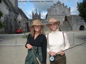 Forellen vijvers Ierland
